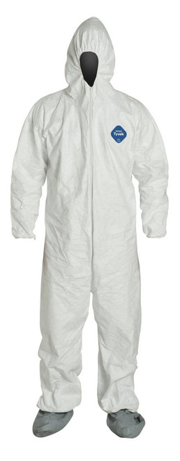 Tyvek Total Coveralls by DuPont