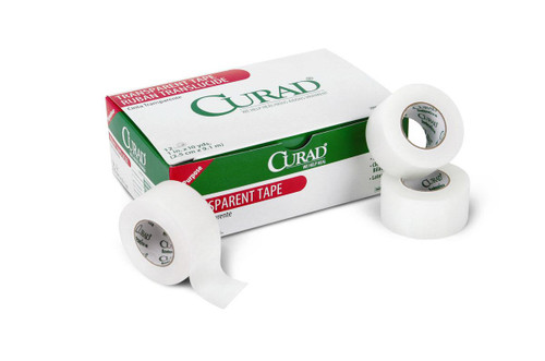 Transparent Tape by Curad **ALL SIZES**