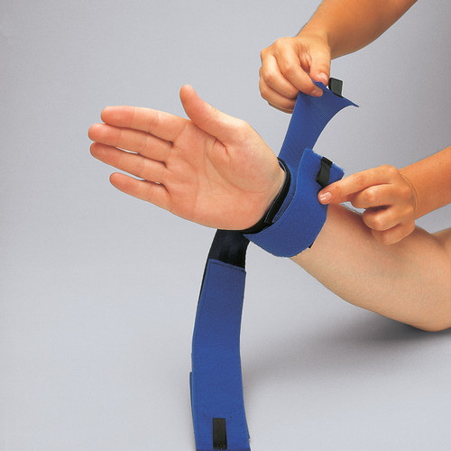 Posey Twice-As-Tough Wrist Restraint - Velcro