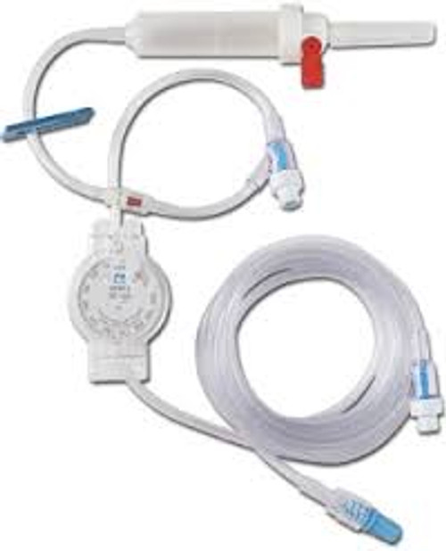 STAT 2® Primary Drip Set with IV Gravity Flow Controller by Conmed - 48 per Case