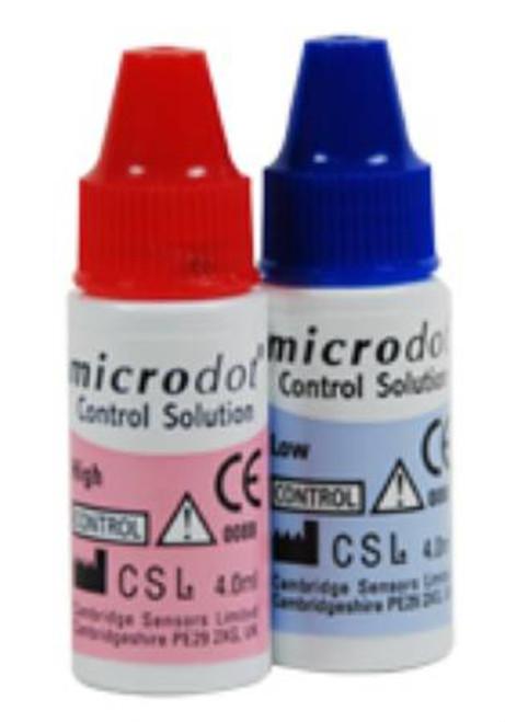 MicroDot Control Solutions Hi/Lo