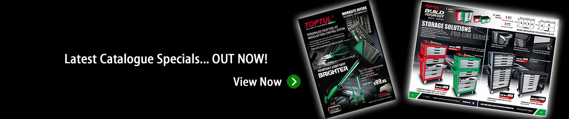 Toptul Tools - Lifetime Warranty