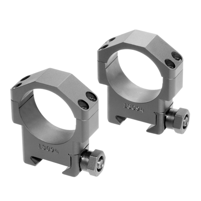 The Badger Ordnance 34mm Medium Scope Rings are optimized for use with current 34mm optics and accommodate most precision rifles with mid to heavy barrel profiles. They are machined from 6061 Alloy and Mil Spec Type III Hardcoat Anodized..