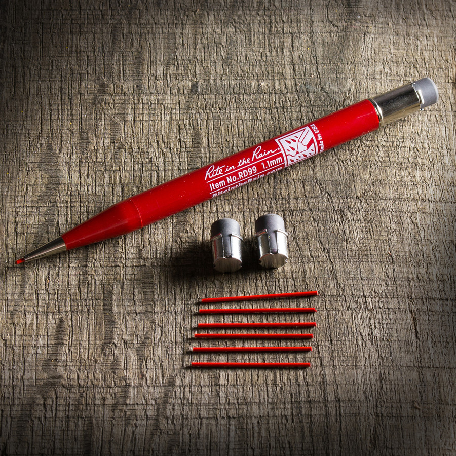 Red Mechanical Pencil