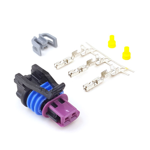Coolant temperature sensor connector