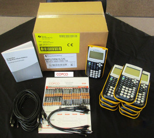 TI-84 Plus E-Z Spot Yellow Teacher Kit