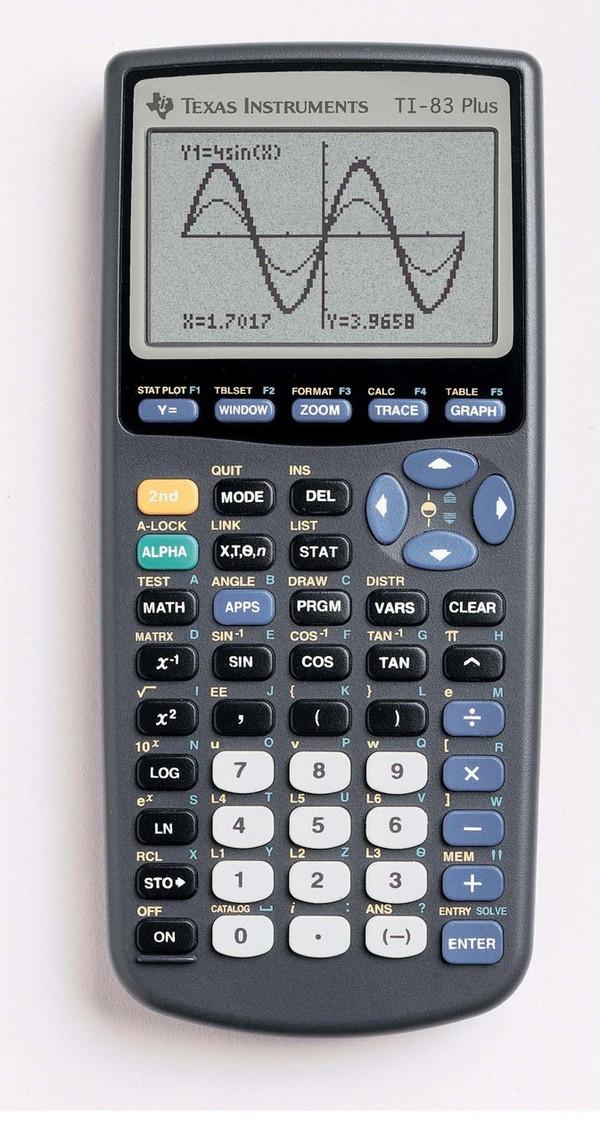 TI-83 Plus Teacher Kit
