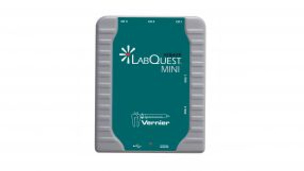 LabQuest Mini Interface
