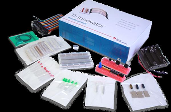 TI-Innovator™ Breadboard Pack