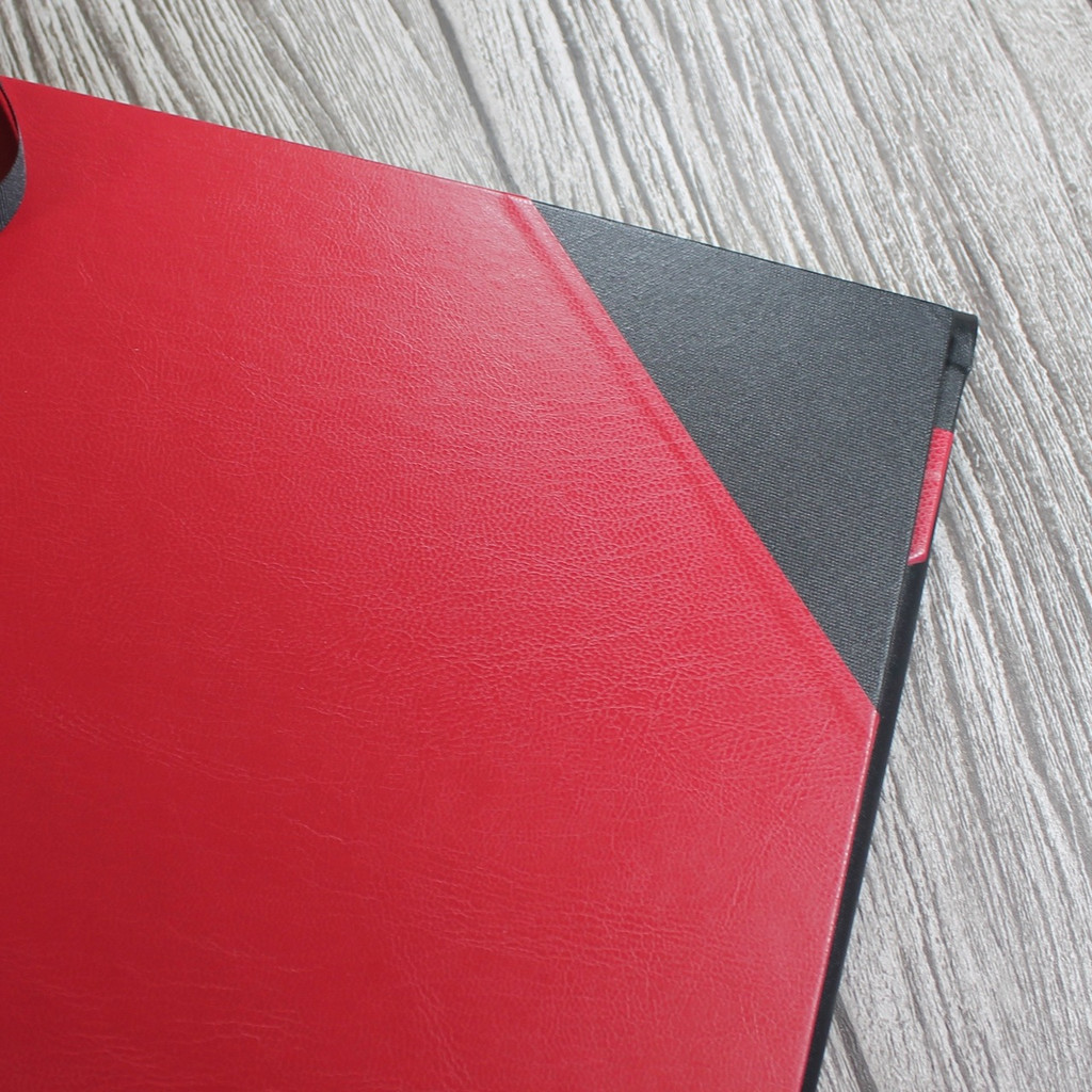 A3 Red & Black Art Portfolio / Cachet Portfolio