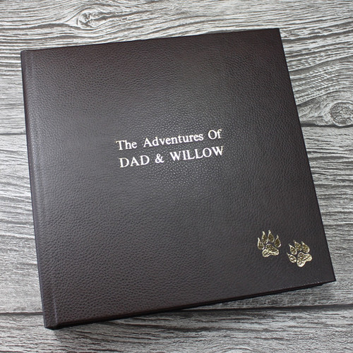 Personalised Dog Photo Album