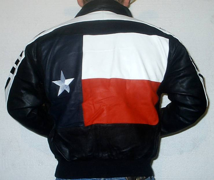 TSZO MJ Texas Flag