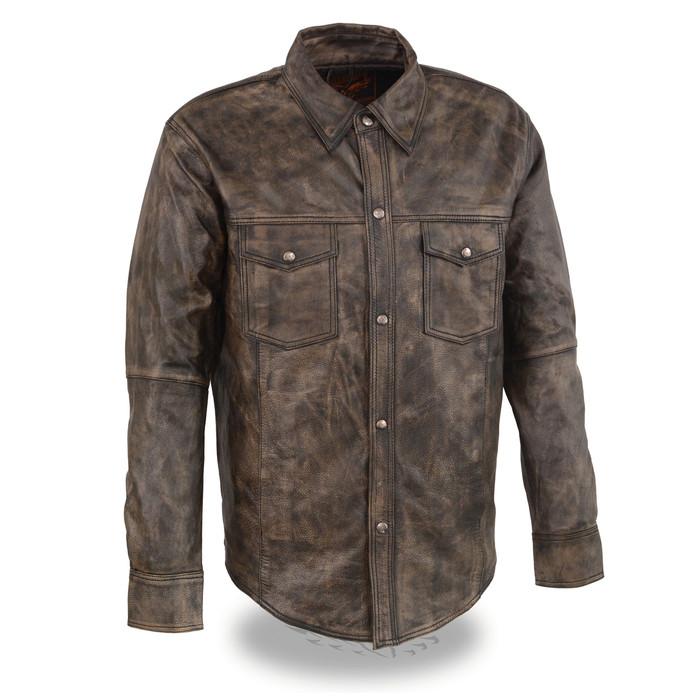 1606.09 MJ DBRN Shirt