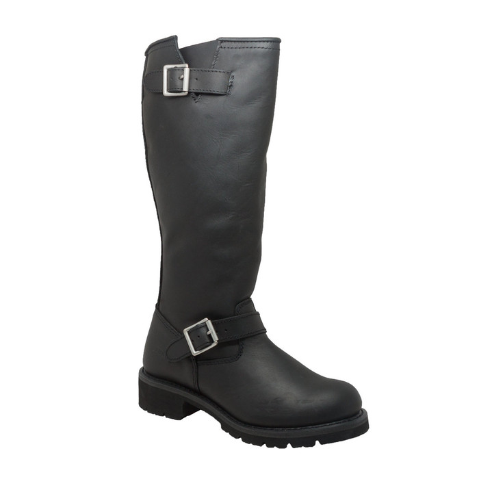 "1443 Engineer Boots 16"" Top"