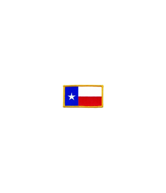 705 Texas Flag Patch