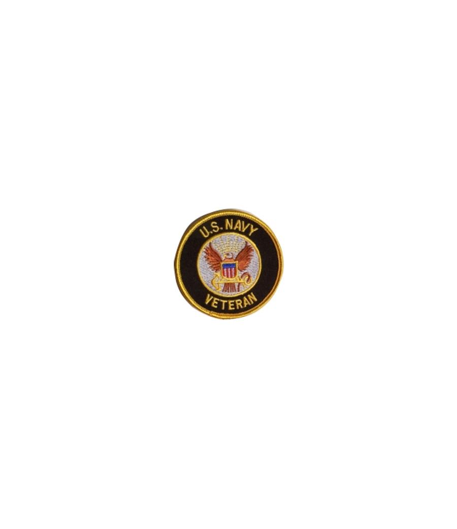 653B U.S. Navy Veteran Patch