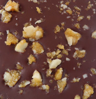 Dark Chocolate PLUS - Macadamia Praline