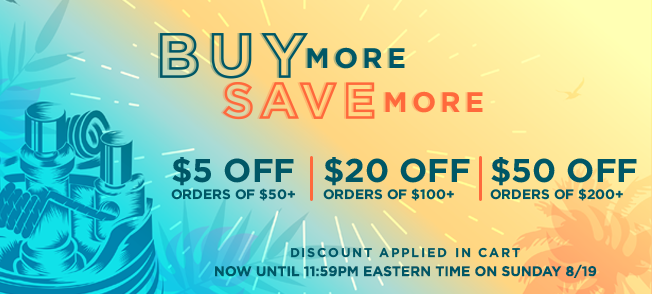 Summer eLiquid Sale