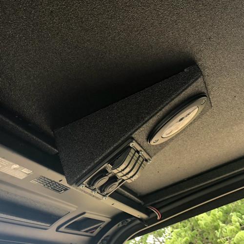 Polaris Ranger Full-Size Single Cab Metal Roof (Pro-Fit Frame)