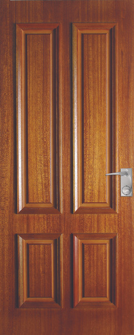 Door xvp11 d/cote cricket bats fitted 2040x820x40mm humes & Door entry xvp11 duracote 2040x820mm humes - Banner Mitre 10