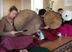 Sound, Healing and Consciousness - MA, April 9-14 2019 - School of Sound Healing