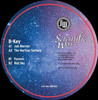"B-Key - Jah Warrior - Scientific Wax - SW023 - 12"" Vinyl (Repress)"