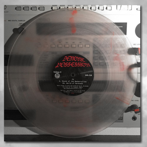 "FX - Demonic Possession Volume 5 - Limited Edition Clear/Red 12"" Vinyl!"
