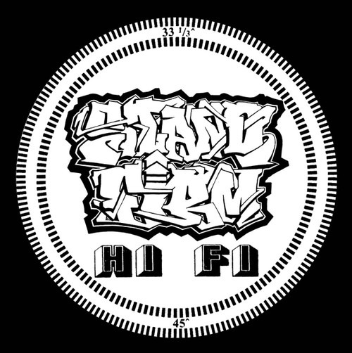"Rumbleton - Stand Firm Hi-Fi Vol.3 - 12"" Vinyl"