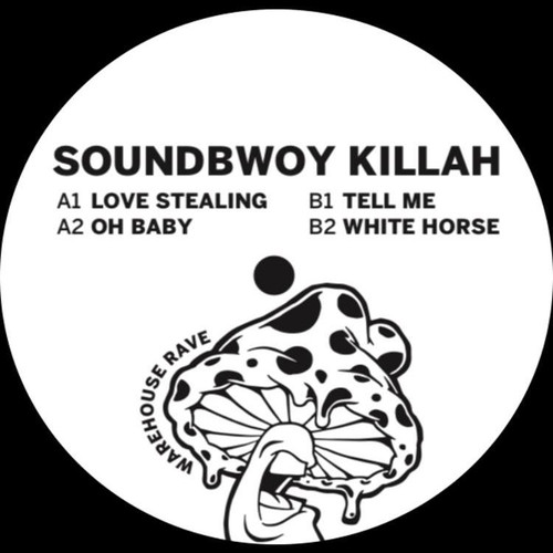 "Soundbwoy Killah - Tell Me EP - 12"" Vinyl"