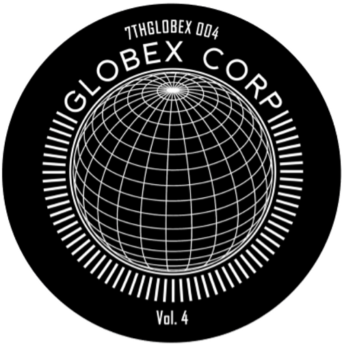 "Tim Reaper & Dwarde Presents - Globex Corp Volume 4 - 12"" Vinyl"