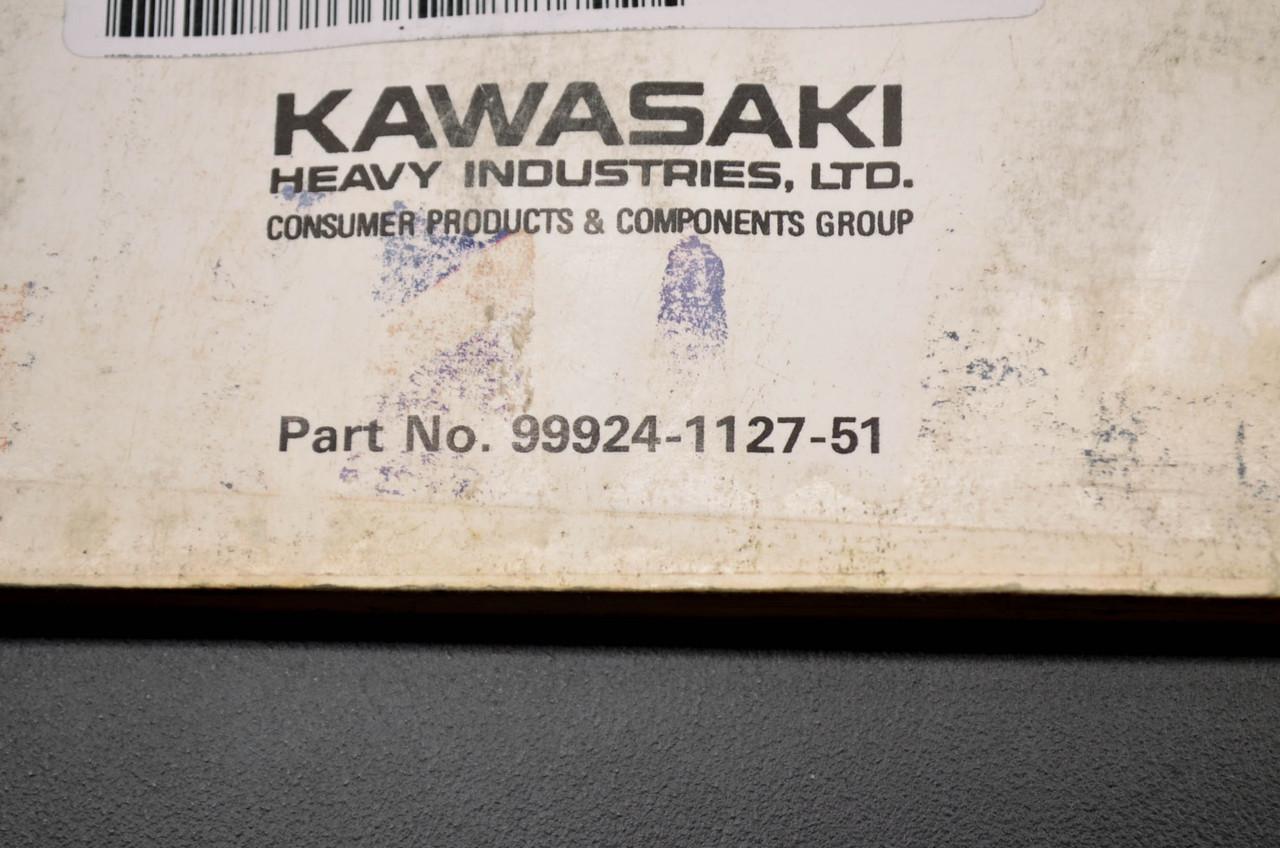 kawasaki 90 ninja zx 11 zz r1100 service manual supplement 99924 rh instockmotorsports com kawasaki zx11 1993 service manual kawasaki zx11 1993 service manual