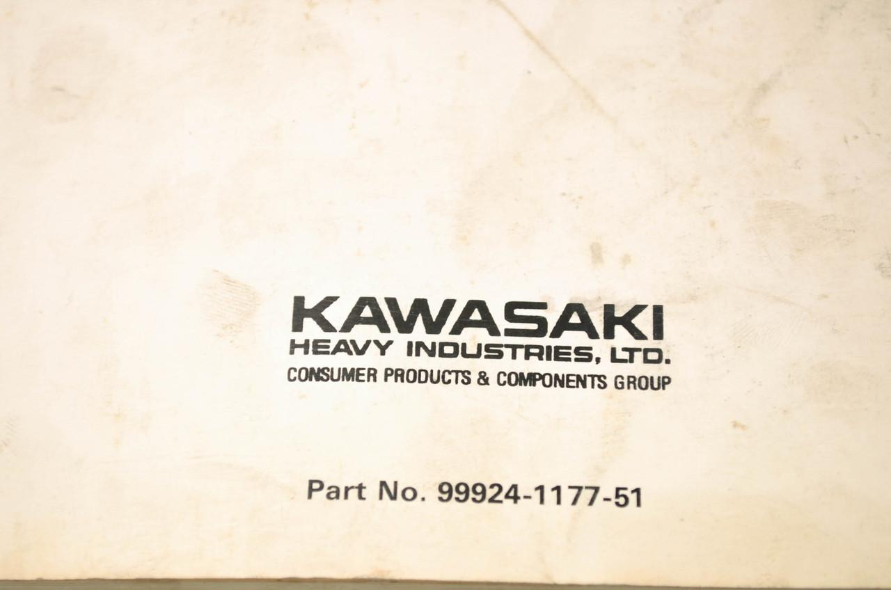 sts 750 kawasaki manual