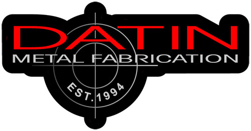 Datin Metal Fabrication Sticker