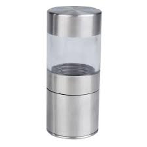 Stainless Steel Salt and Pepper Grinder