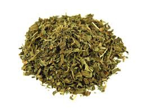 Whole Leaf Peppermint Organic