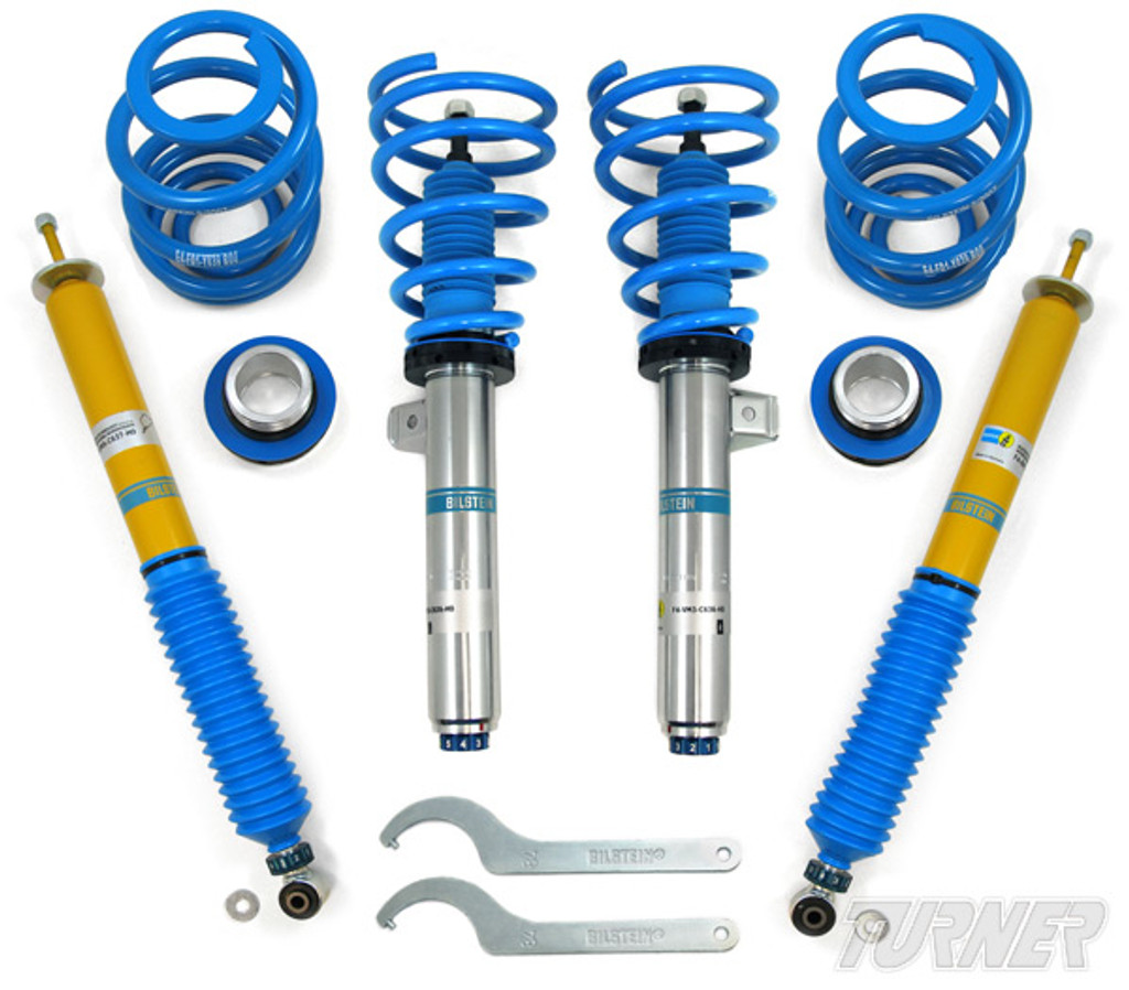 Bilstein B16 coilovers for your VW Golf MkV R32