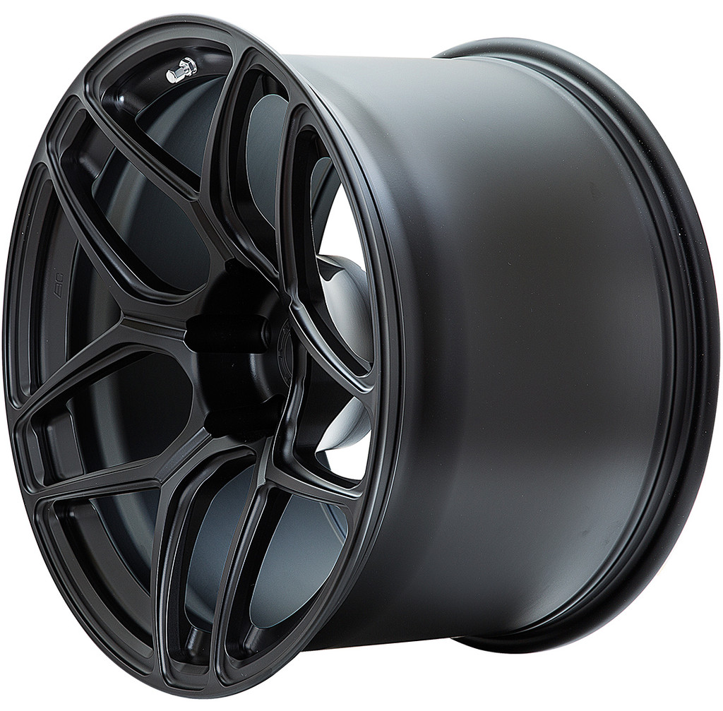 "BC Forged 21"" Monoblock Wheels"