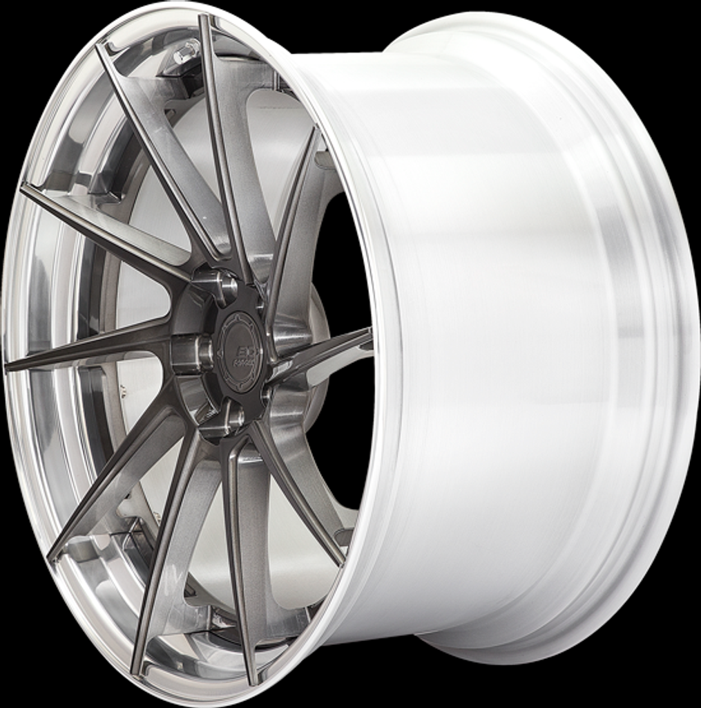 "BC Forged 19"" Modular (Two-Piece) Wheels"