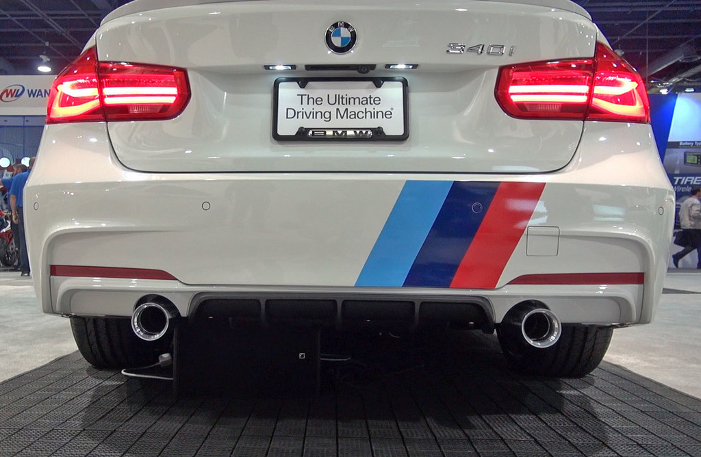 M Performance Exhaust 340i/440i
