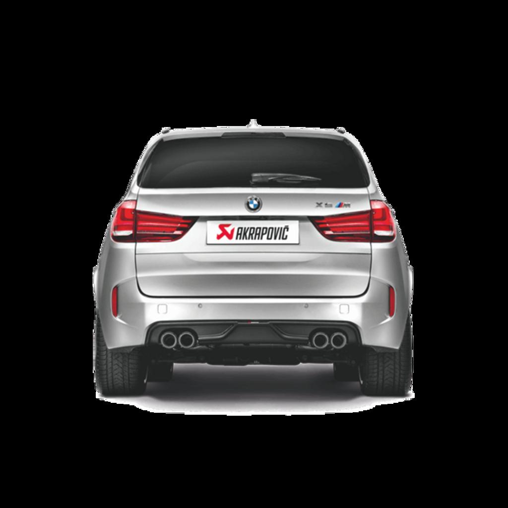 Akrapovic Evolution Exhaust BMW X5M/X6M F85/F86