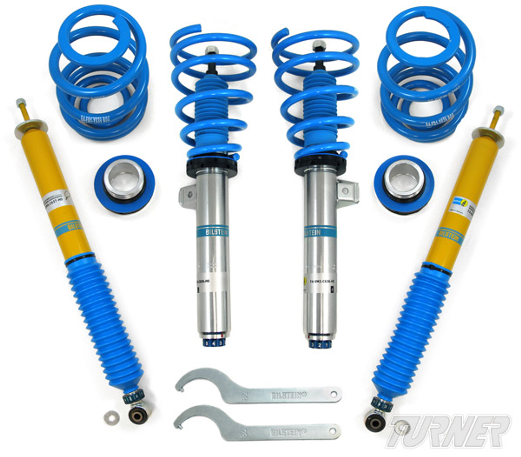 Bilstein B16 coilovers for your BMW F30 3-Series