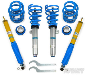 Bilstein B16 coilovers for your Mercedes A45 AMG