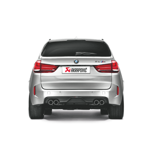 Akrapovic Evolution Exhaust BMW X5M/X6M F85/F86