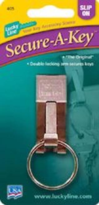 40501: SLIP ON SECURE-A-KEY,1/CD