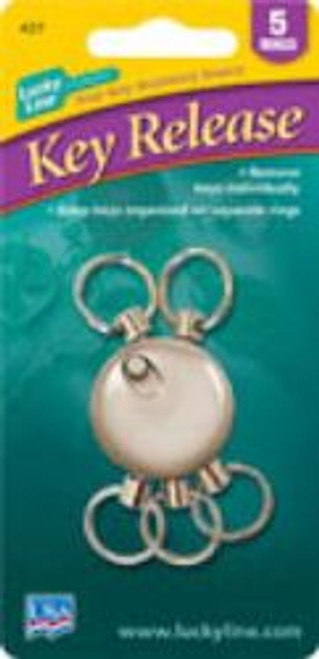42701: KEY RELEASE KEY RING,1/CD