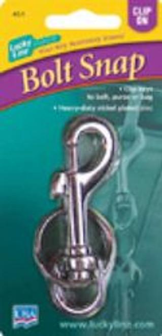 45101: NPZ BOLT SNAP W/SKR,1/CD