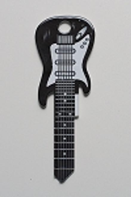 3661-BLACK ELECTRIC FENDER