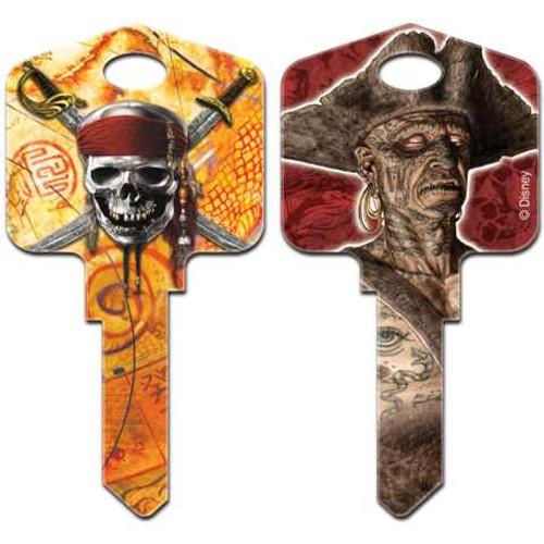 D28- Skull & Swords