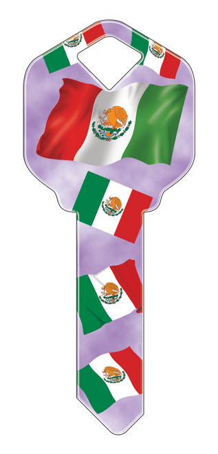 HK21- Mexican Flag