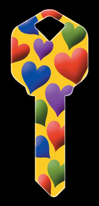 HK12- Hearts